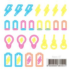 Foto del producto 5: STICKER Neon Professional Art 7.