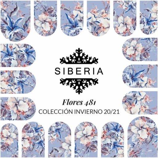 Slider SIBERIA 481