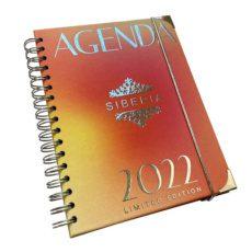 Foto del producto 18: Agenda anual 2022 Siberia.