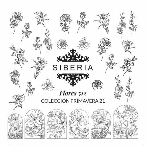 Slider SIBERIA 512