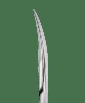 Tijera corta, punta curva clásica Staleks Exclusive 30 Tipo 1