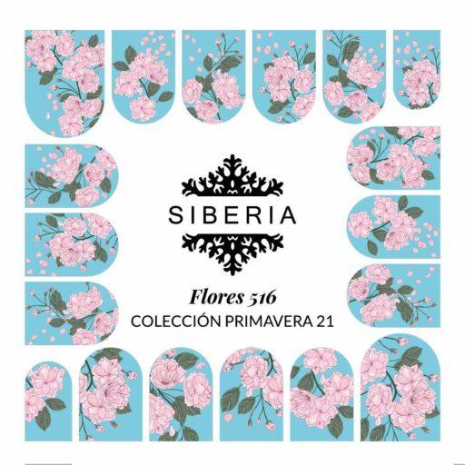 Slider SIBERIA 516