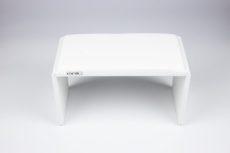 Foto del producto 13: Apoyabrazos bajo 10,5cm EMIL - Blanco.