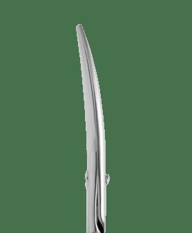 Tijera corta, de hoja curva para cutícula STALEKS SMART 30/1