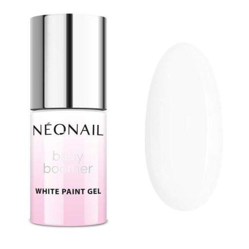 NeoNail Baby Boomer White Paint Gel 6,5 ml