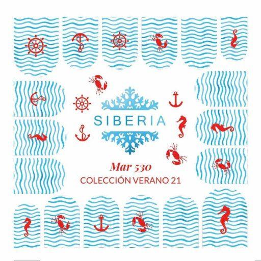 Slider SIBERIA 530