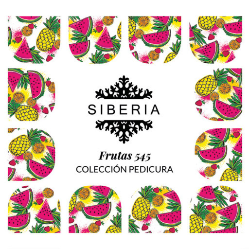 Slider SIBERIA 545