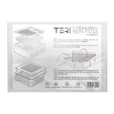 Foto del producto 2: Filtro Teri HEPA universal sobremesa/integrable.