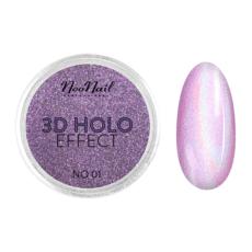 Foto del producto 6: 3D HOLO effect, uñas metalizadas lila 2gr ref 5329-1.