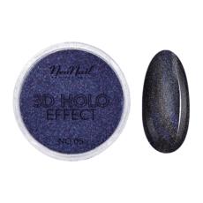 Foto del producto 4: 3D HOLO effect, uñas metalizadas negro 2gr ref 5329-5.