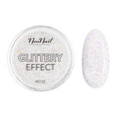 Foto del producto 2: GLITTERY effect purpurina N02, 2gr.