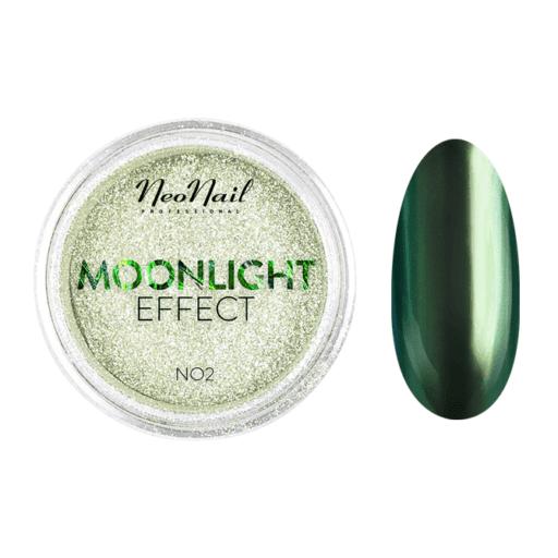 MOONLIGHT effect N02, uñas metalizadas, 2gr
